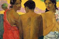 Paul Gauguin - jsem velký umělec, vím to!