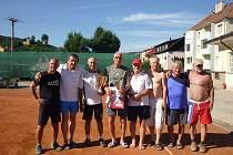 tenisový turnaj Kahan Cup 2020