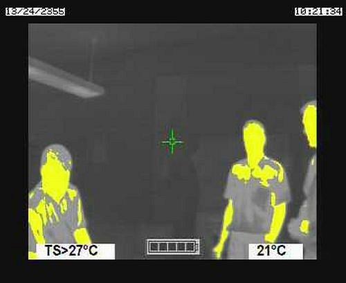 Zlínští hasiči mají novou termokameru