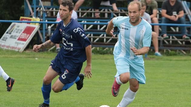 Fotbalisté Lužkovic - Želechovic ve 25. kole krajské I. B třídy doma zdolali Malenovice 5:2.