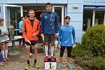Běh na 2 míle Zlín, září 2017