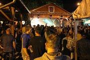 Zádveřická rocková noc pod hvězdami 2016.