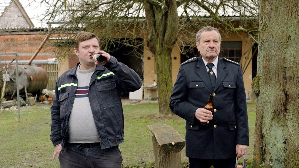 Ve Zlínském kraji filmaři točí novou komedii.