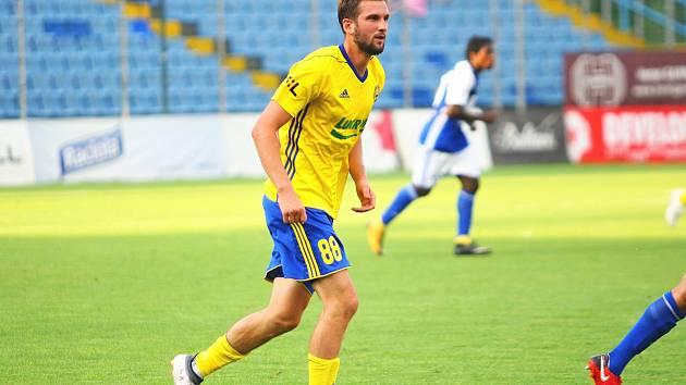 Zkušený útočník Tomáš Poznar (na snímku) navlékl dres rodného Zlína po téměř dvou letech.
