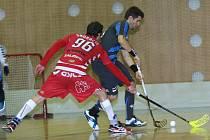 Extraligoví florbalisté Panthers Otrokovice vyhráli ve čtvrfinále českého poháru nad Buldogs Brno a postoupili do semifinále.