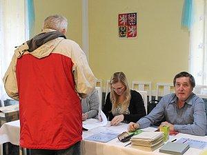 1. kolo prezidentských voleb ve Zlínském kraji