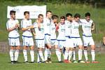 Fotbalový Zlín dlouhodobě sází také na práci s mládeží, která působí na Vršavě.