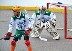 2. liga hokejbal Hodonín-Malenovice