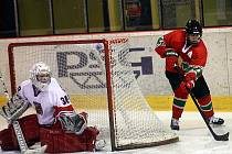 Hokejový turnaj Visegradské 4 reprezentace 15 ženy ČR – Maďarsko