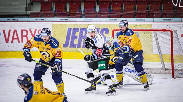 35. kolo Tipsport extraligy: HC Energie Karlovy Vary - PSG Berani Zlín