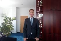 Petr Hanáček je pověřený řízením Okresního soudu ve Zlíně.