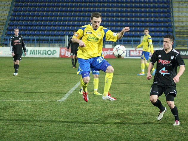 Příprava: Zlín vs. HFK Olomouc