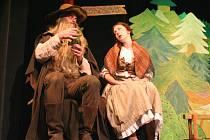 Krkonošská pohádka na Malé scéně.