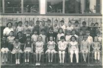 ROK 1960/1961. Třída 1. B.