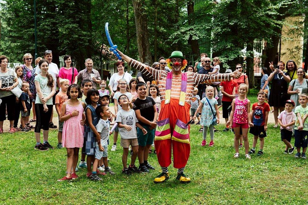 Oblíbený gastronomický festival zavítá v sobotu 24. července do Slavičína, aby navázal na úspěšnou akci Park párty.