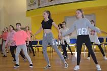Taneční workshop v podobě šestihodinového maratonu se koná už tuto sobotu