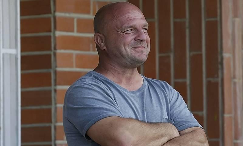 Bývalý fotbalista Zlína Edvard Lasota v neděli slaví padesát let.