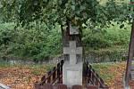 Podhradí - kříž