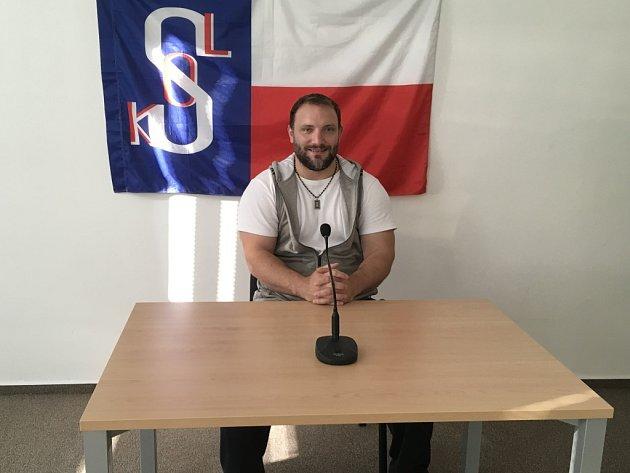 Olympionik Jiří Orság