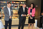 V Baťově nemocnici ve Zlíně otevřeli nové bistro