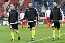 fotbalový rozhodčí Jan Paták