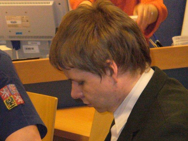 Zdeněk Novák u soudu