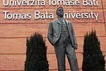 Univerzita Tomáše Bati ve Zlíně.