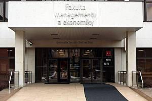Fakulta managementu a ekonomiky UTB ve Zlíně.