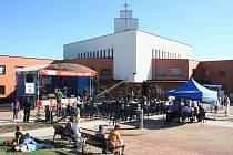Zlínské sídliště Jižní Svahy roztančil o víkendu festival moderní křesťanské hudby.