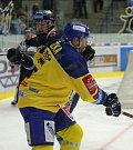 Hokejisté PSG Berani Zlín hráli v 5. kole hokejové Tipsport extraligy proti Liberci.