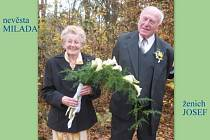 Šimkovi slavili smaragdovou svatbu tam, kde začínali