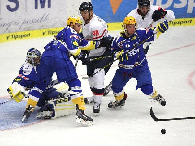 Hokej PSG Zlín – HC Slovan Bratislava