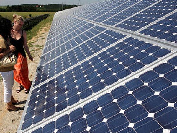 Zlín má vlastní solární elektrárnu