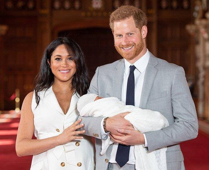 Stejně jako v případě Archieho, i tentokrát manželé úzkostlivě tajili veškeré podrobnosti.