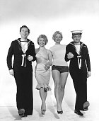 S Verou Dayovou v britské komedii Watch it, Sailor! (1961)