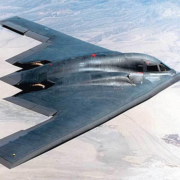 Neviditelný bombardér