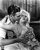21 let: Vefilmu Red Dust (1932) měla sClarkem Gablem natehdejší dobu odvážné scény.