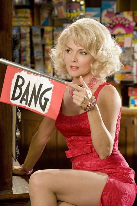 Po rodinné pauze se objevila v muzikálu Hairspray (2007).