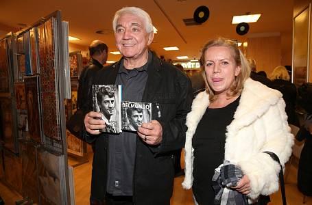 Jiří Krampol s manželkou Hankou Krampolovou