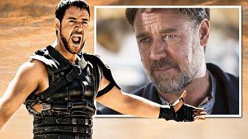 Russell Crowe patří mezi nejslavnější herce. Teď mohl všechno ztratit.