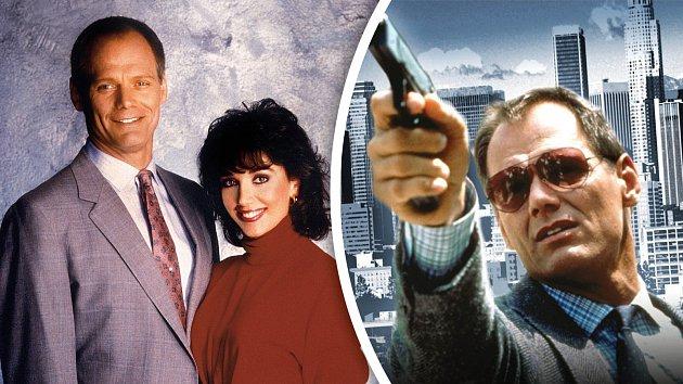 Vseriálu Hunter tvořil dvojici se Stepfanií Kramerovou.