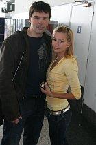 V roce 2007 randila s Jaromírem Jágrem.