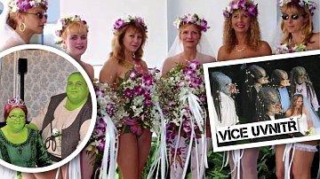 Některé nevěsty prostě nechtějí být za princeznu.