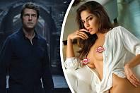 Tom Cruise už v balení dávno není žádná hvězda. A tak mu má hvězda pomoci. Hvězda z porna...