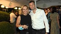 Monika Absolonová Tomáš Horna oznámili rozpad vztahu letos v květnu