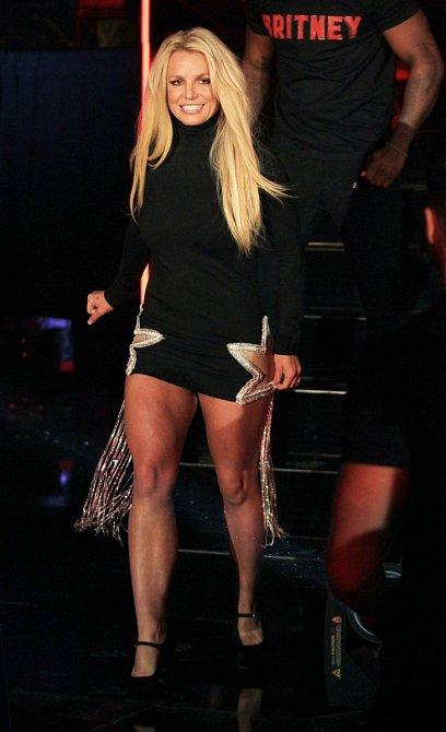 Britney Spears byla vždy atraktivní, byť problémovou celebritou.