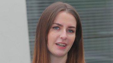 Kateřina Zemanová.
