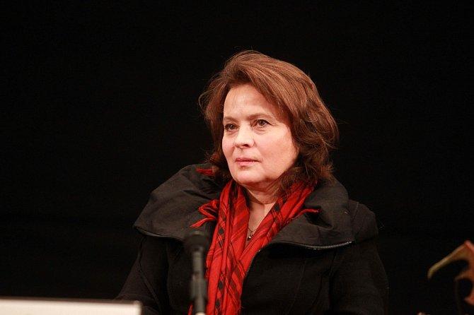 Libuška Šafránková žila především pro rodinu.