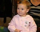 Charlotte Gottová byla rozkošná už jako miminko.