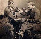 Jak muži dříve řešili hádky.